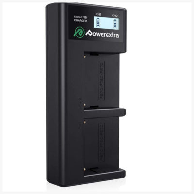 Energie Chargeur Double Sony A