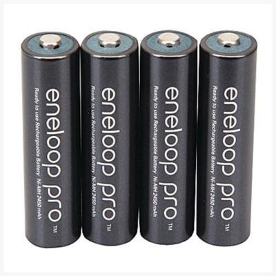 Energie Pile Eneloop Pro A